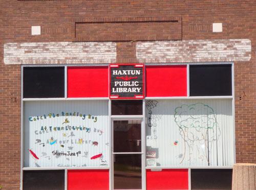 Haxtun Public Library